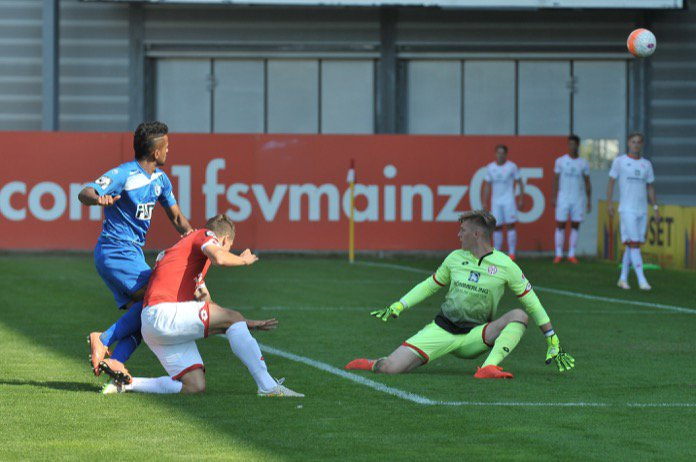 6. Spieltag 16/17: 1. FSV Mainz 05 II - 1. FC Magdeburg