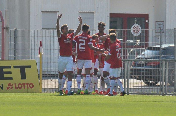 32. Spieltag; 1. FSV Mainz 05 II – FC Hansa Rostock