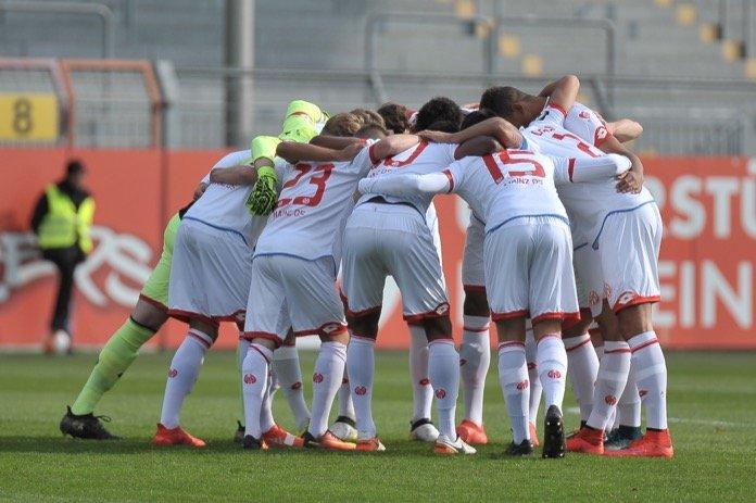 28. Spieltag; 1. FSV Mainz 05 II – Holstein Kiel