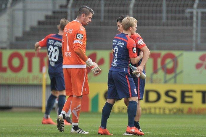 12. Spieltag 16/17: 1. FSV Mainz 05 II - Jahn Regensburg