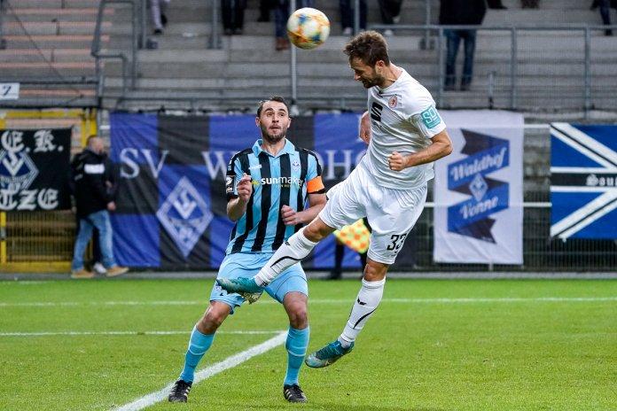 18. Spieltag 19/20: SV Waldhof Mannheim - Eintracht Braunschweig - Bild