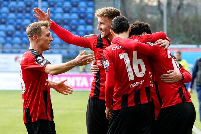 20. Spieltag 19/20: SV Waldhof Mannheim - Chemnitzer FC