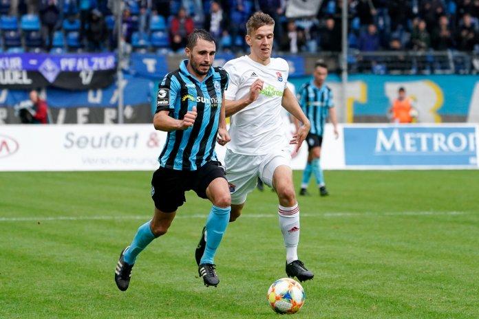 14. Spieltag 19/20: SV Waldhof Mannheim - SpVgg Unterhaching