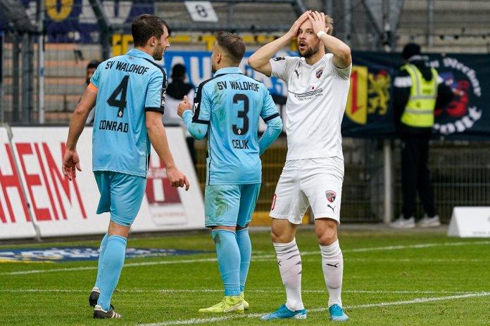 16. Spieltag 19/20: SV Waldhof Mannheim - FC Ingolstadt 04