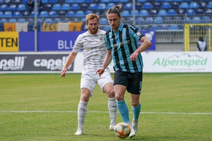 24. Spieltag 19/20: SV Waldhof Mannheim - Carl Zeiss Jena