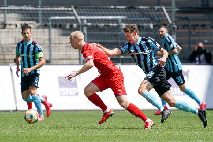 SV Waldhof Mannheim - Viktoria Köln30. Spieltag 19/20: