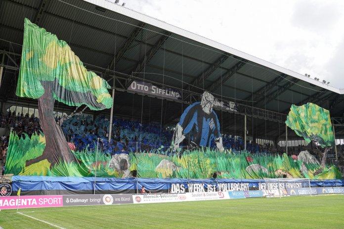 2. Spieltag 19/20: Waldhof Mannheim - SV Meppen