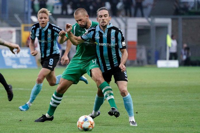 4. Spieltag 19/20: Waldhof Mannheim - TSV 1860 München