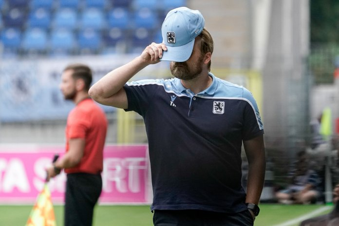 1860 München: Daniel Bierofka nicht mehr Trainer