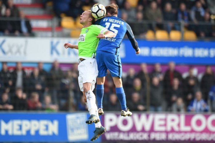 15. Spieltag 17/18: SV Meppen - Chemnitzer FC