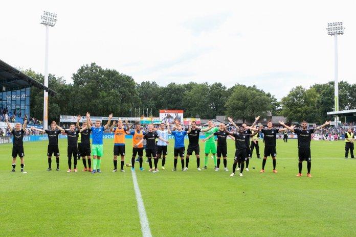 4. Spieltag 19/20: SV Meppen - 1. FC Magdeburg