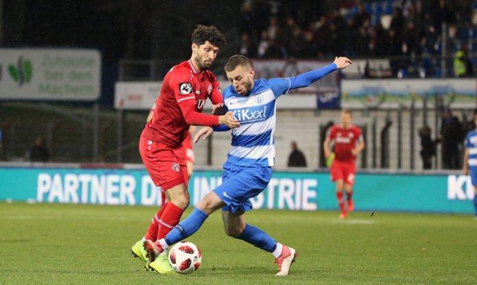 28. Spieltag 18/19: SV Meppen - Würzburger Kickers