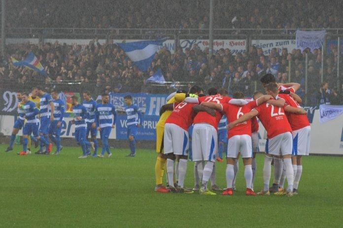 20. Spieltag 18/19: SV Meppen - Sportfreunde Lotte