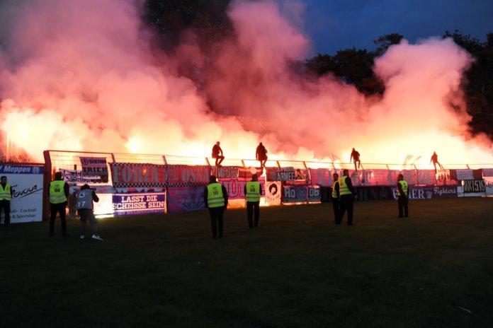 9. Spieltag 17/18: SV Meppen - VfL Osnabrück