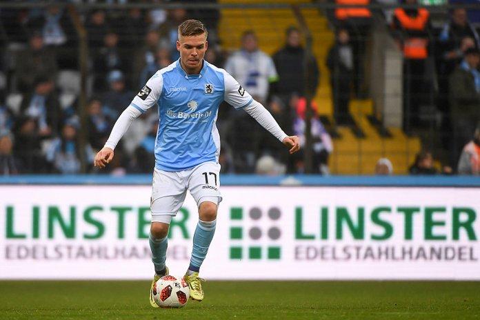 13. Spieltag 18/19: TSV 1860 München - Sonnenhof Großaspach
