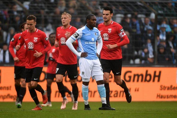 13. Spieltag 18/19: TSV 1860 München - Sonnenhof Großaspach - Bild