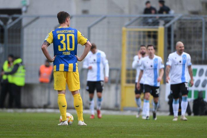 21. Spieltag 19/20: TSV 1860 München - Eintracht Braunschweig - Bild