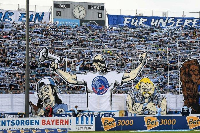 16. Spieltag 19/20: TSV 1860 München - FC Bayern München II