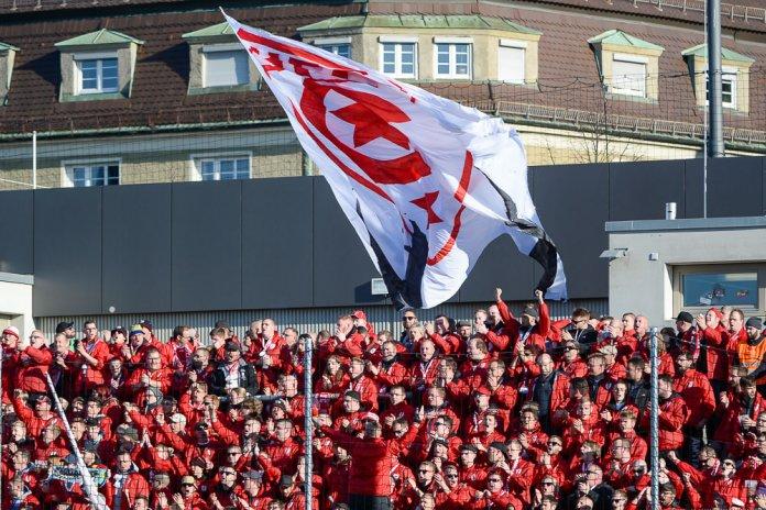 15. Spieltag 18/19: TSV 1860 München - Hallescher FC - Bild