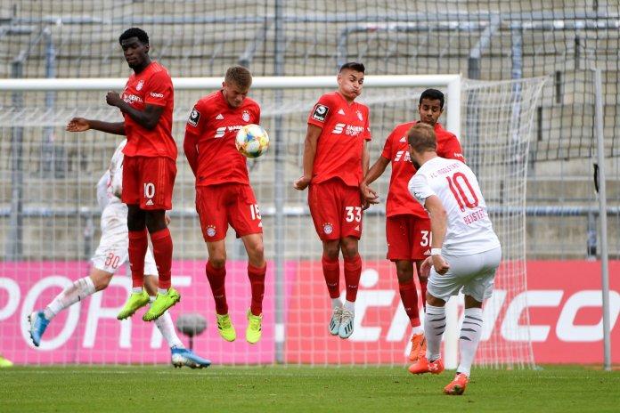 9. Spieltag 19/20: FC Bayern München II - FC Ingolstadt 04