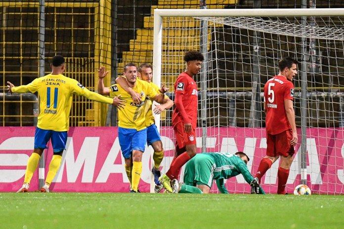 17. Spieltag 19/20: FC Bayern München II - Carl Zeiss Jena