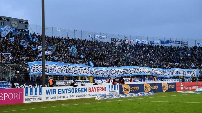 20. Spieltag 18/19: TSV 1860 München - 1. FC Kaiserslautern - Bild