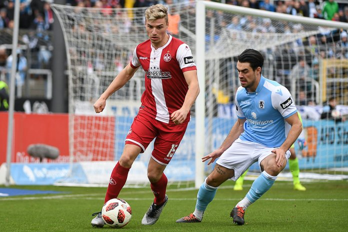 20. Spieltag 18/19: TSV 1860 München - 1. FC Kaiserslautern