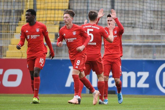 19. Spieltag 19/20: FC Bayern München II - 1. FC Kaiserslautern