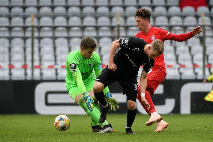 1. FC Magdeburg: Morten Behrens wieder fit