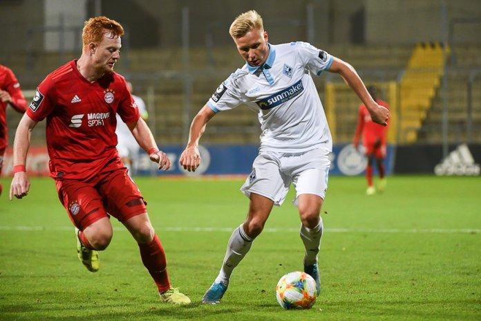 13. Spieltag 19/20: FC Bayern München II - SV Waldhof Mannheim