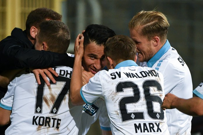 SV Waldhof Mannheim: Eindrucksvolle Serie