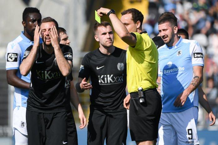 30. Spieltag 18/19: TSV 1860 München - SV Meppen