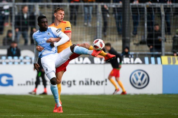 33. Spieltag 18/19: TSV 1860 München - Preußen Münster