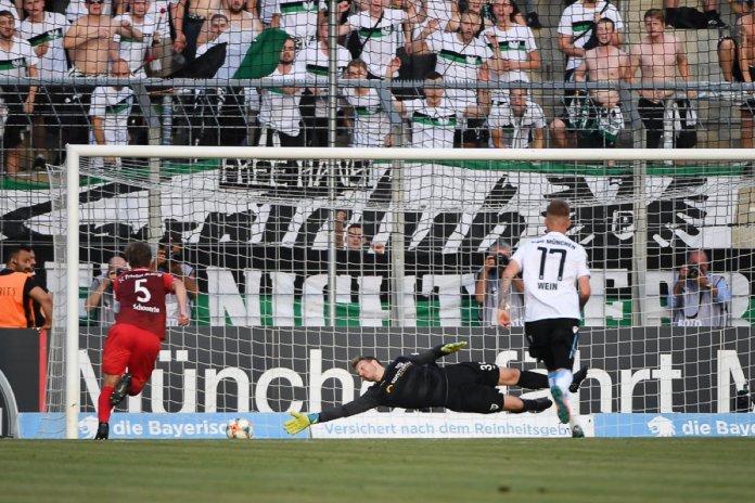 1. Spieltag 19/20: