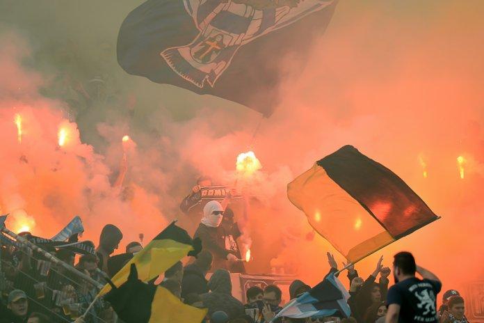 1860 München verurteilt Vorfälle gegen Rostock