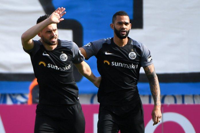 Hansa Rostock testet gegen VfL Wolfsburg