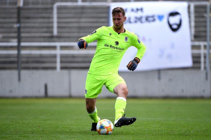 36. Spieltag 19/20: TSV 1860 München - SpVgg Unterhaching - Bild