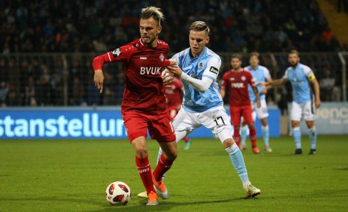 10. Spieltag 18/19: TSV 1860 München - Würzburger Kickers Teil 2 - Bild
