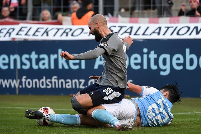 17. Spieltag 18/19: TSV 1860 München - FSV Zwickau