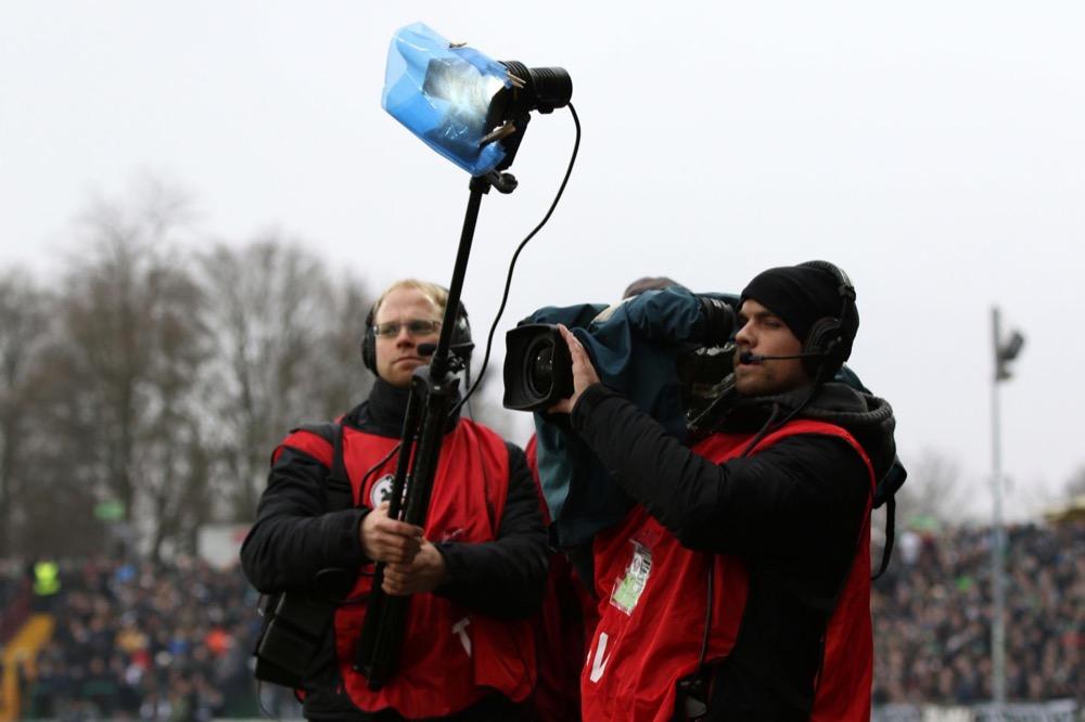 Live-Übertragungen am 36. Spieltag 2014/15