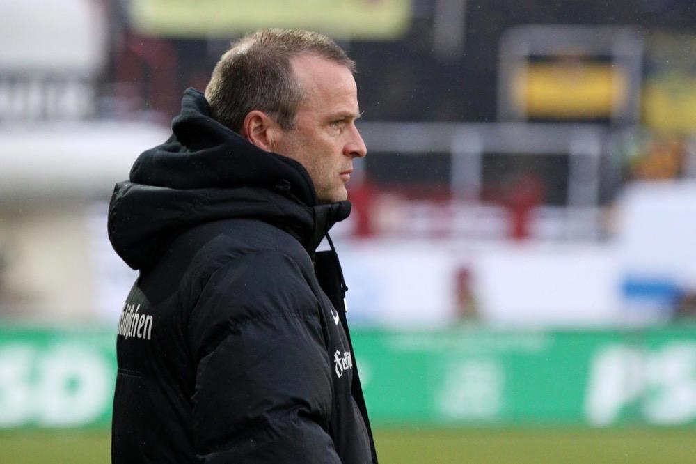 24. Spieltag; Dynamo Dresden - FC Rot-Weiß Erfurt (Stimmen zum Spiel)