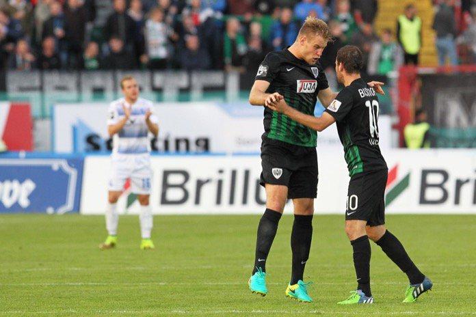 5. Spieltag; SC Preußen Münster – FSV Mainz 05 II