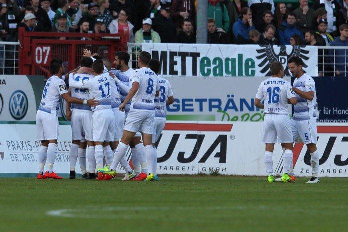 8. Spieltag; MSV Duisburg – Holstein Kiel