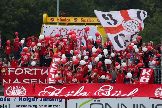 11. Spieltag; VfB Stuttgart II - Fortuna Köln