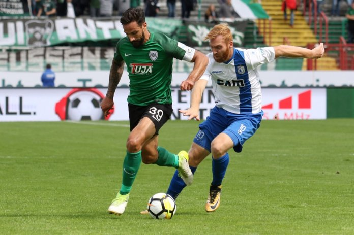 5. Spieltag 17/18: Preußen Münster - 1. FC Magdeburg - Bild