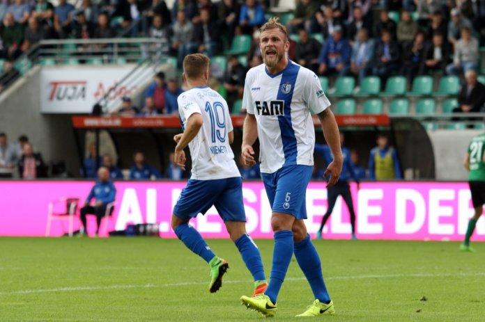5. Spieltag 17/18: Preußen Münster - 1. FC Magdeburg