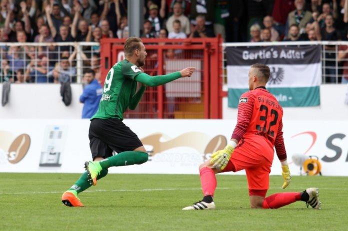 2. Spieltag 17/18: Preußen Münster - SV Meppen