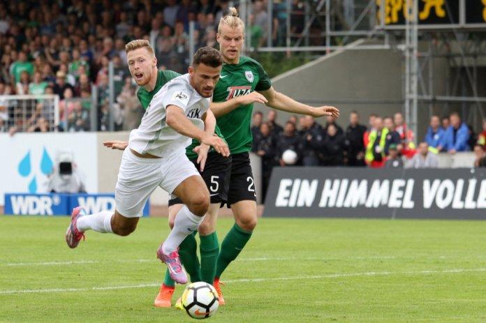 Preußen Münster: Bangen um Fabian Menig