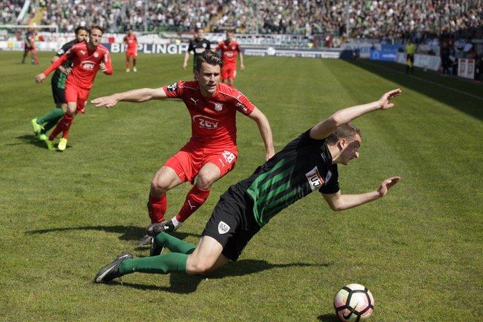 7. Spieltag; SC Preußen Münster – FSV Zwickau