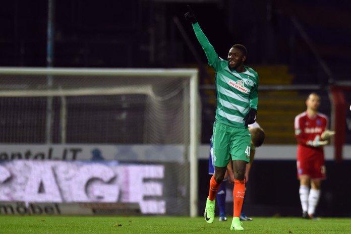 24. Spieltag 16/17: VfL Osnabrück - SV Werder Bremen II